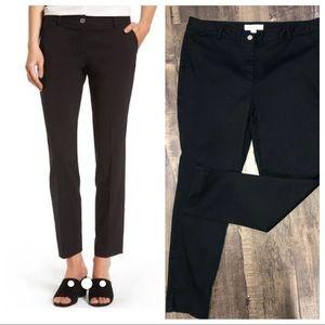 MK black stretch pants